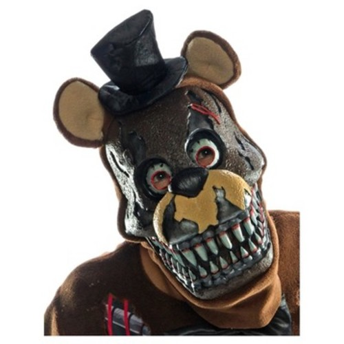 Adult Five Nights at Freddy's Nightmare Freddy Mask