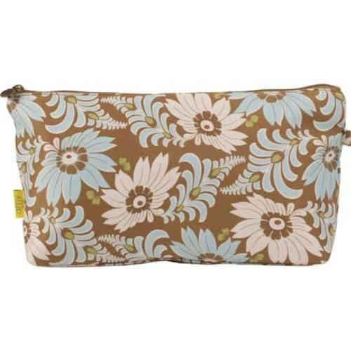 Women's Amy Butler Large Carried Away Everything Bag Turquoise Fern Flower