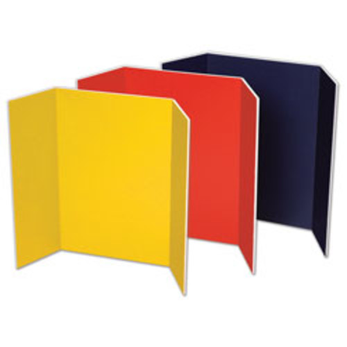 Pacon Tri-Fold Foam Presentation Board, 48