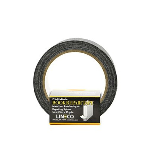 Lineco Spine Repair Tape 2 In. X 45 Ft. Roll (550-1505)