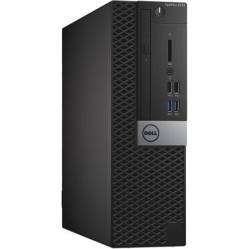 Dell OptiPlex 5050 Intel Core i7-7700 500GB HDD 8GB RAM Windows 10 Pro SFF Desktop Computer