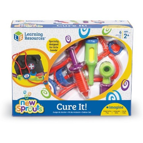 Learning Resources New Sprouts Cure It!