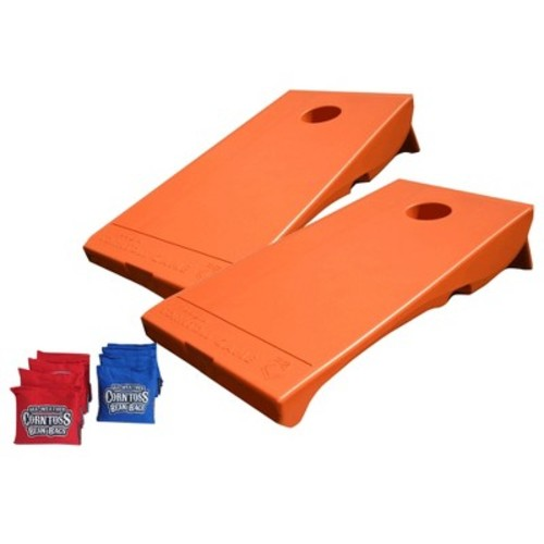 Driveway Games All Weather Corntoss Bean Bag Game - Orange