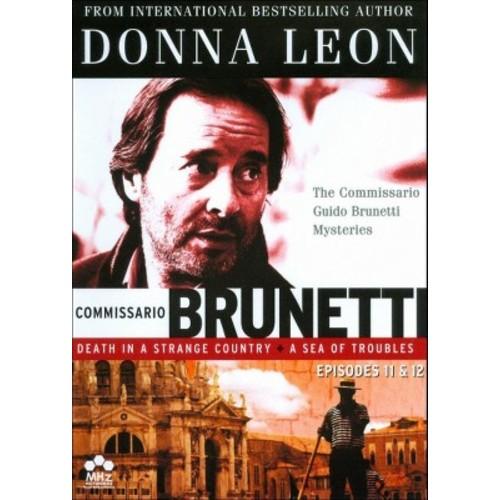 Donna Leon's Commissario Guido Brunetti Mysteries: Episodes 11 & 12 [2 Discs] [DVD]