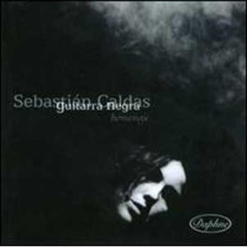 Guitarra Negra: Homenaje By Sebastin Caldas (Audio CD)