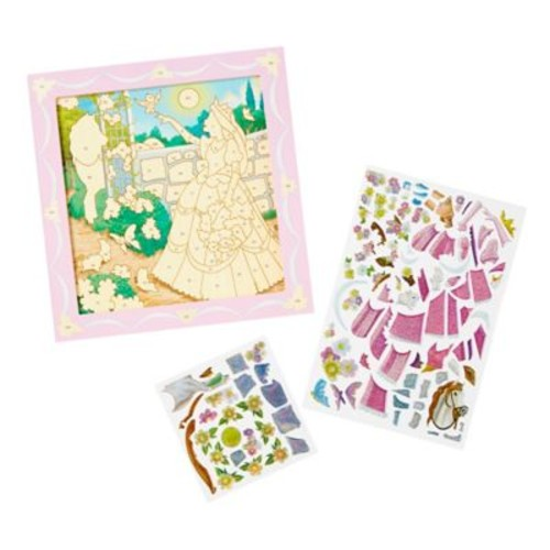 Melissa & Doug Princess Peel and Press Sticker by Number