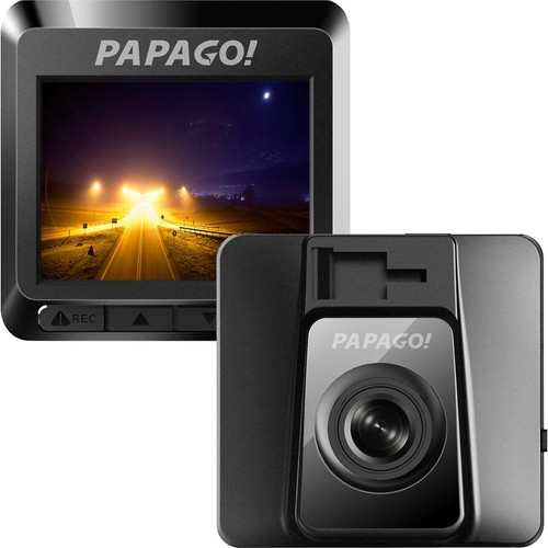 PAPAGO GoSafe 388 Compact dash cam with driver assistance