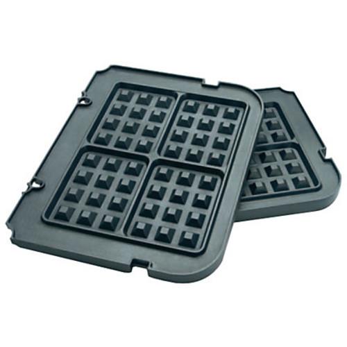 Cuisinart GR-WAFP Waffle Plates For CuisinartGR-4N, Set Of 2