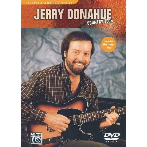 Jerry Donahue: Country Tech [Ipod Ready] [DVD] [1989]