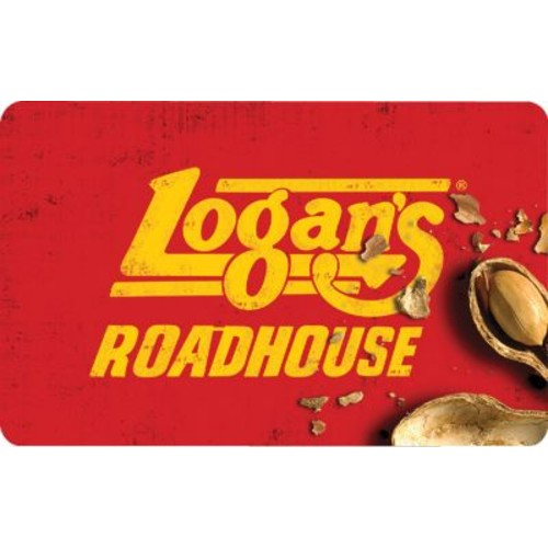 Logan's Roadhouse Gift Card $100