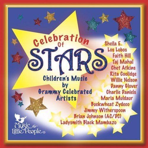 Celebration of Stars: Children's Music by Grammy Celebrated [CD]