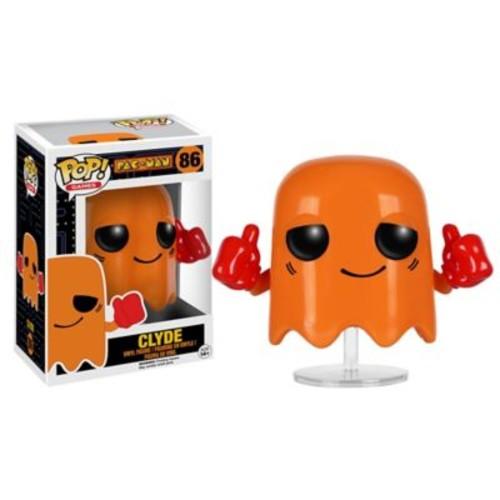 Funko POP! Games Pac-Man Clyde Vinyl Figure