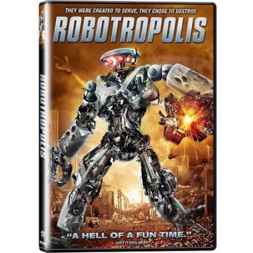 Robotropolis [DVD] [English] [2011]