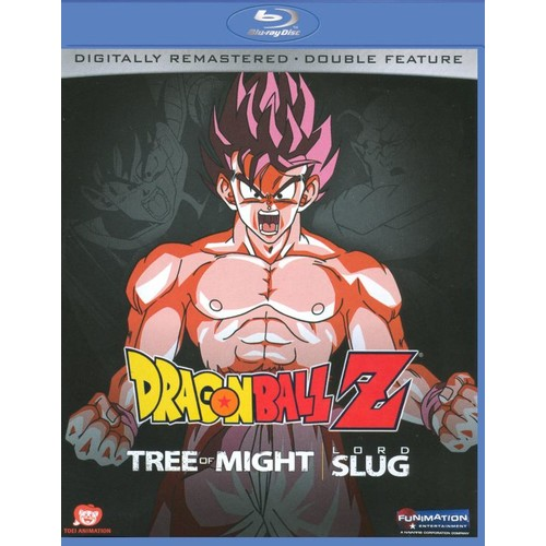 DragonBall Z: Tree of Might/Lord Slug - Double Feature [Blu-ray]