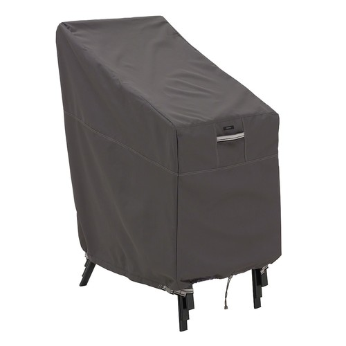 Classic Accessories Ravenna Stackable Patio Chairs Cover - Outdoor
