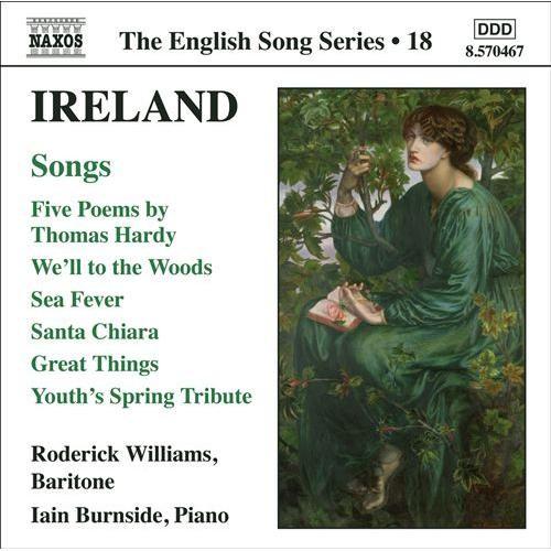 Ireland: Songs [CD]