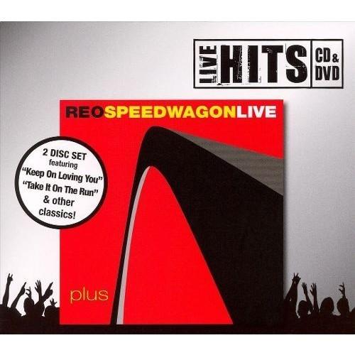 Live: Plus [CD/DVD] [CD]