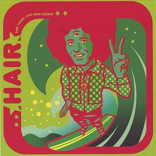 Hair - A Surf Tribute [CD]