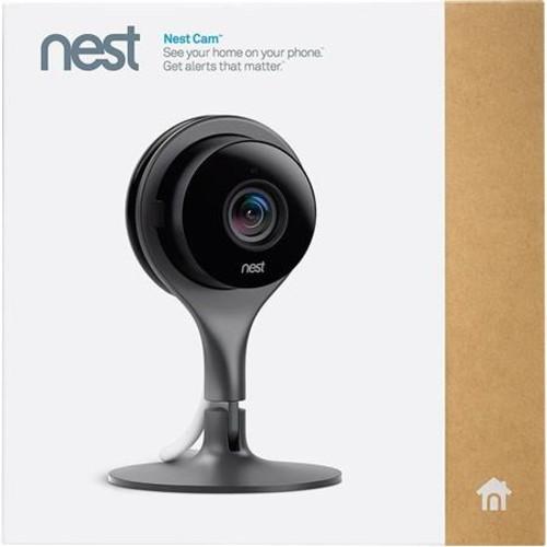 Nest Cam 3MP Indoor & Outdoor Security Camera Bundle, 1080p HD Video, Wi-Fi