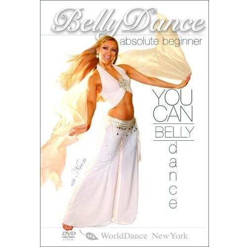 You Can Belly Dance! Absolute Beginner [DVD]