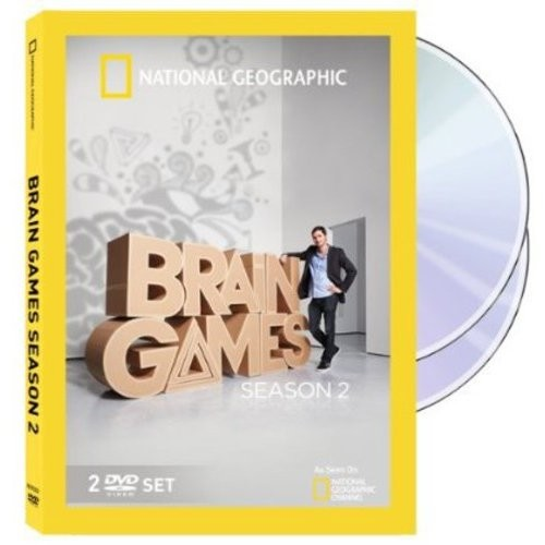 Brain Games: Season 2 [2 Discs] (DVD)