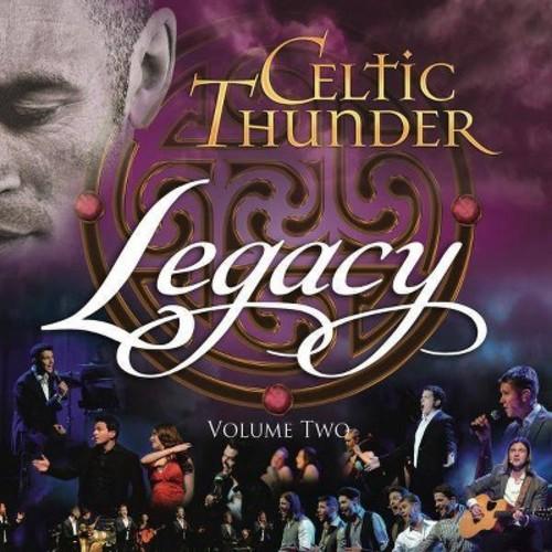 Celtic thunder - Legacy vol 2 (CD)