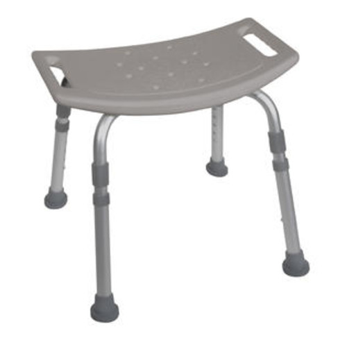 Drive Medical Bathroom Safety Shower Tub Bench Chair Color: White