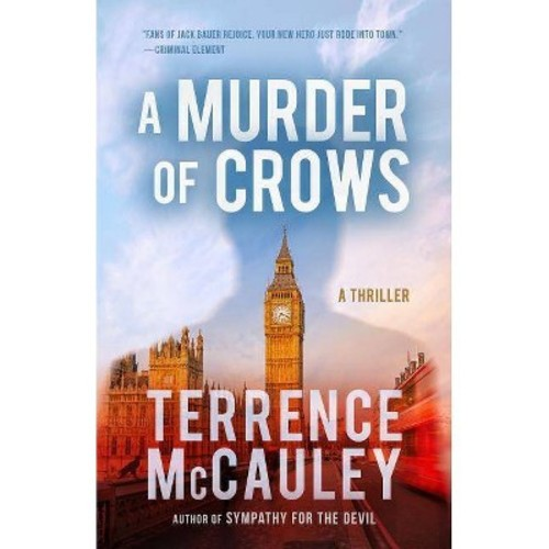 Murder of Crows (Paperback) (Terrence Mccauley)