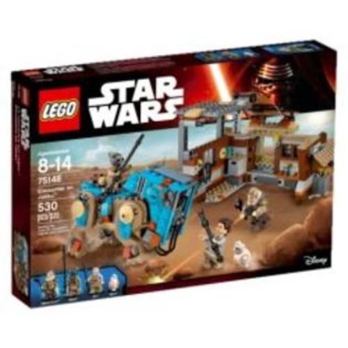 LEGO Encounter On Jakku Star Wars
