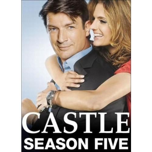 Castle: The Complete Fifth Season [5 Discs]