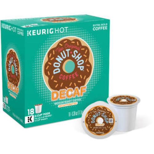 Keurig K-Cup Donut Shop Decaf Coffee - 18-pk. One Size