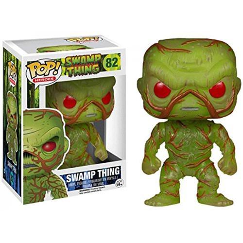 DC Heroes Funko POP Swamp Thing PX Vinyl Figure