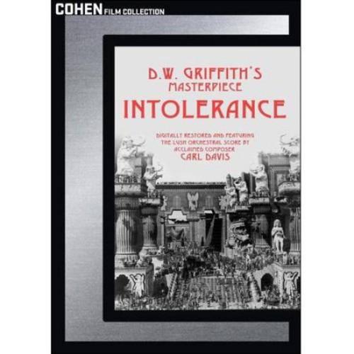 ENTERTAINMENT ONE Intolerance