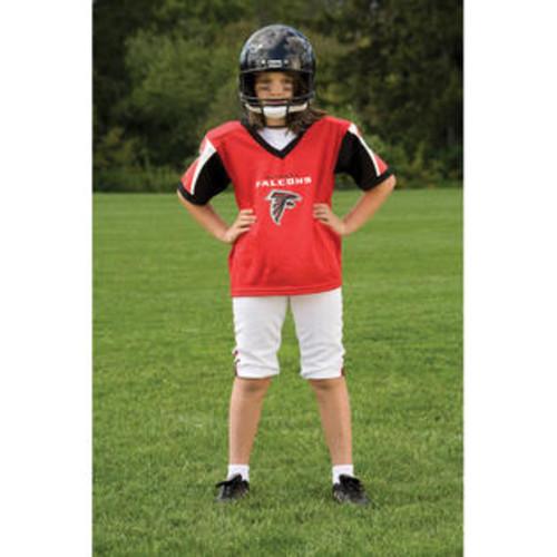 Franklin Sports 15700F01P1Z NFL FALCONS Small Uniform Set
