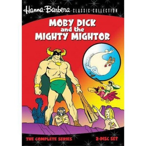 Moby Dick And The Mighty Mightor: Complete Series