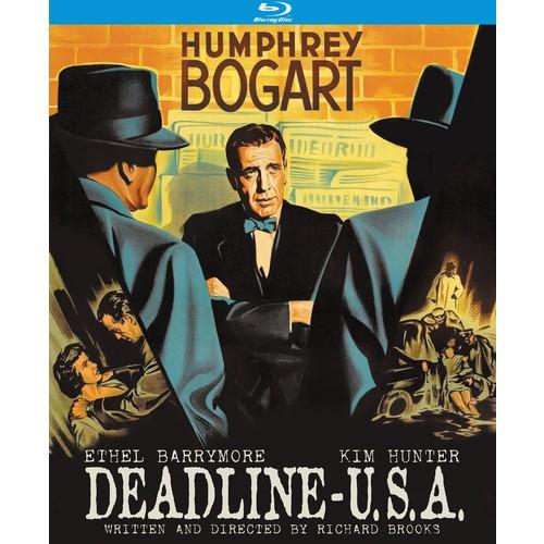 Deadline U.S.A. [Blu-ray] [1952]