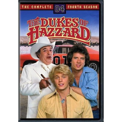 Dukes Of Hazzard:Complete Ssn4 (DVD)