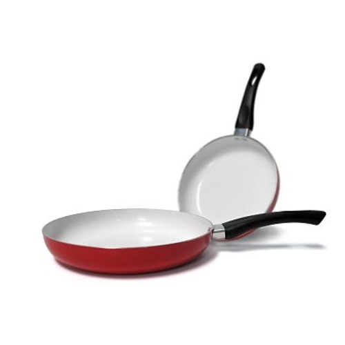 Imperial Home 2-Piece Non-Stick Frying Pan Set