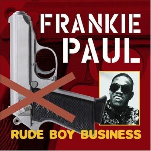 Rude Boy Business [CD]