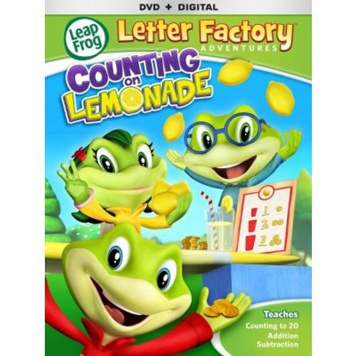 Leapfrog Letter Factory Adventures: Counting On Lemonade [DVD]: Alessandro Juliani, Kira Tozer, Kathleen Barr, Jillian Michaels, Michael Daingerfield, Craig George: Movies & TV