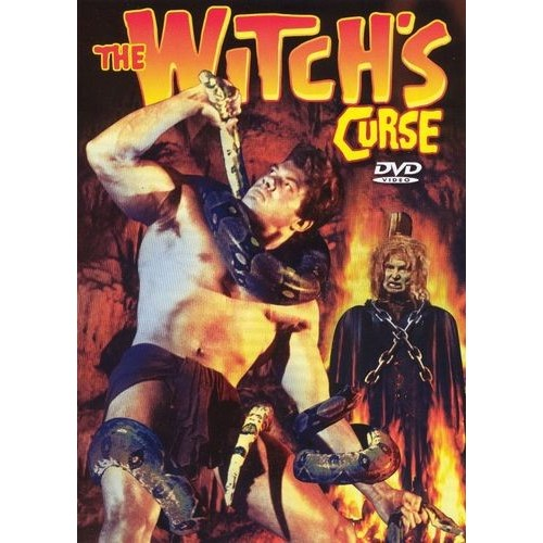 The Witch's Curse [DVD] [1962]
