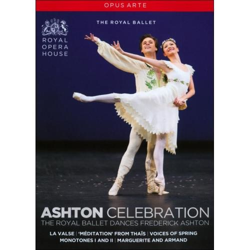 The Royal Ballet: Ashton Celebration (DVD) (Enhanced Widescreen for 16x9 TV) (Eng) 2013