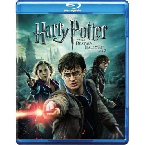 Harry Potter and the Deathly Hallows, Part II (2-Disc Special Edition) (Blu-ray)