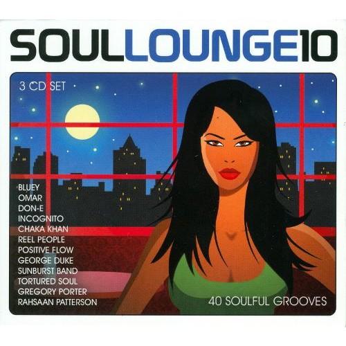 Soul Lounge, Vol. 10 [CD]