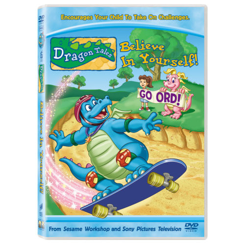 Dragon Tales - Believe in Yourself