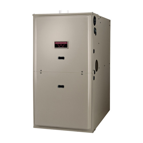 Winchester from Hamilton Home Products 96% Efficiency 2-Stage Gas Furnace  120,000 BTU Input, Model# W9V120-524
