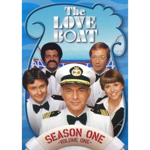 The Love Boat: Season One, Vol. 1 [3 Discs]
