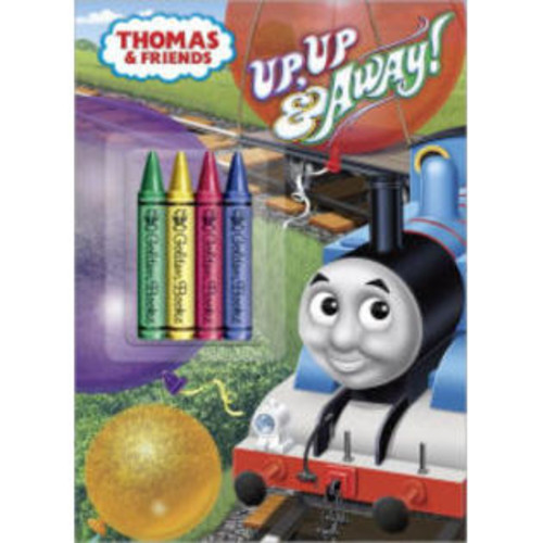 Golden Books Up Up and Away Thomas & Friends by W Awdry Jim Durk