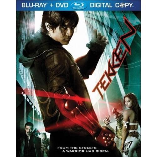 Tekken [2 Discs] [Includes Digital Copy] [Blu-ray/DVD]