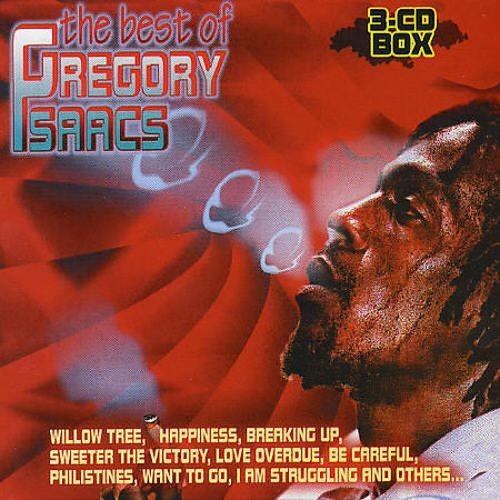 Best of Gregory Isaacs [Golden Stars] [CD]